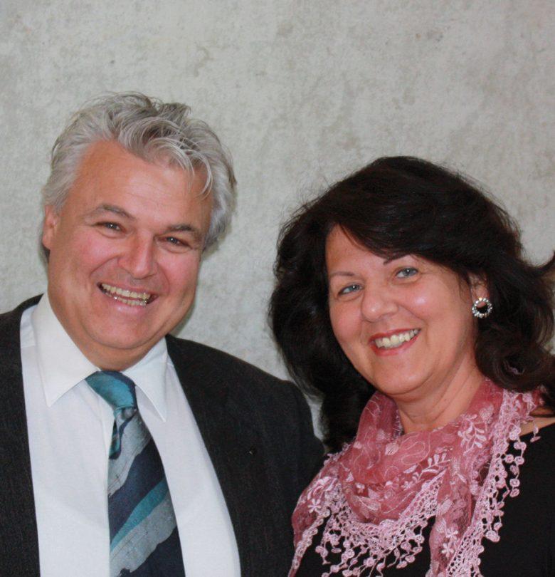Erika Zeitler & Thomas Engel